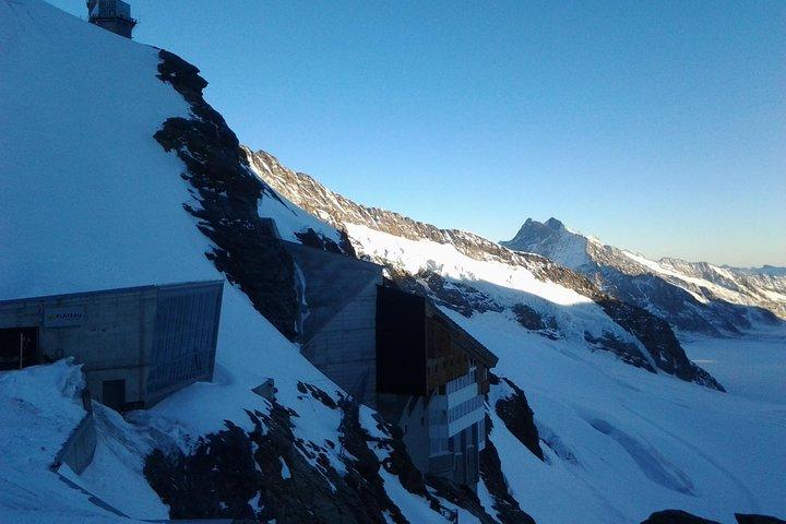 Jungfraujoch Top of Europe Private Tour from Bern, Berna, Suíça
