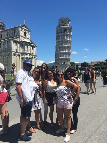 Best of Pisa guided tour with Leaning Tower tickets (option), Pisa, ITALIA