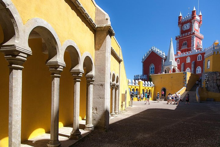 Excursión privada de medio día: Lo más destacado de Sintra, Cascais y Estoril, Lisboa, PORTUGAL