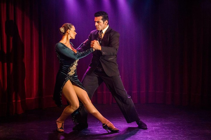 Rojo Tango Dinner and Tango Show with Private Transfers, Buenos Aires, ARGENTINA