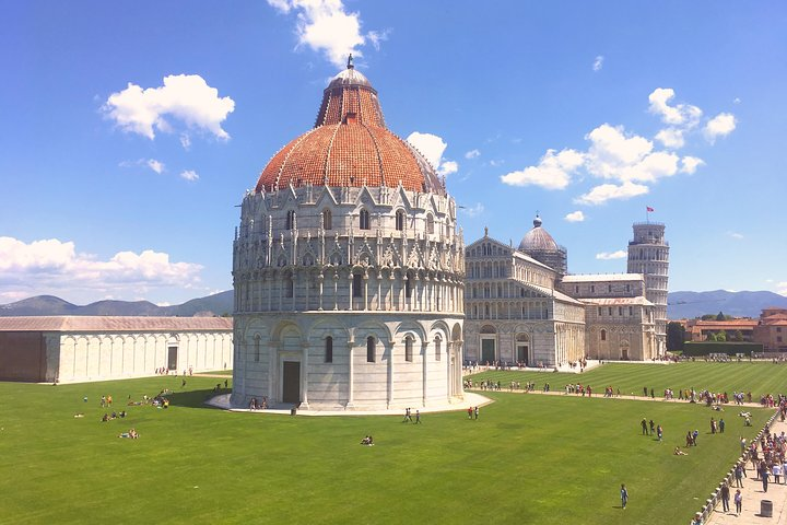 Pisa all inclusive: Baptistery, Cathedral and Leaning Tower guided tour, Pisa, ITALIA