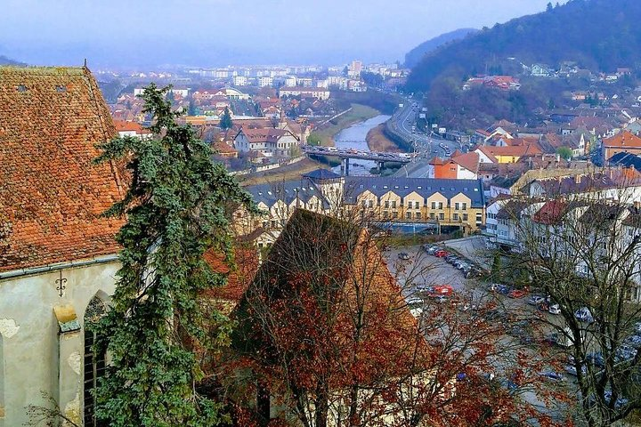 Private Tour from Brasov to Sighisoara, Rupea and Viscri Hotel Pick up/ Drop Off, Brasov, RUMANIA