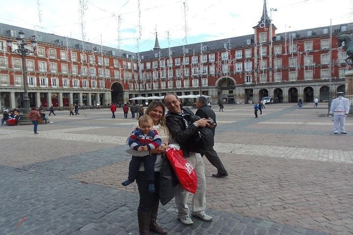 Excursão a pé personalizada guiada ao centro de Madri, Madrid, Espanha