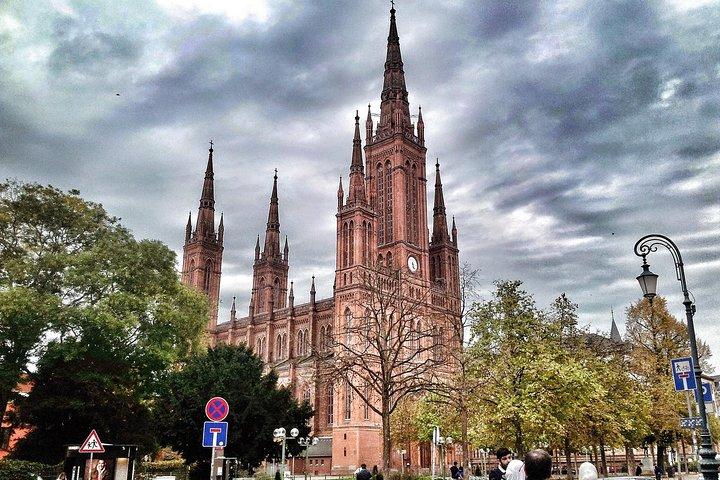 Wiesbaden Private Walking Tour, Frankfurt, GERMANY
