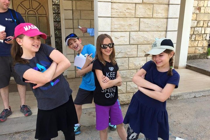 ScaVentures! Have fun, explore and discover!, Jerusalen, Israel