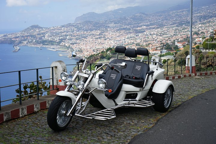 Madeira - 4 Hour Self-drive guided tour - (1 to 3 people - price per Trike), Funchal, PORTUGAL