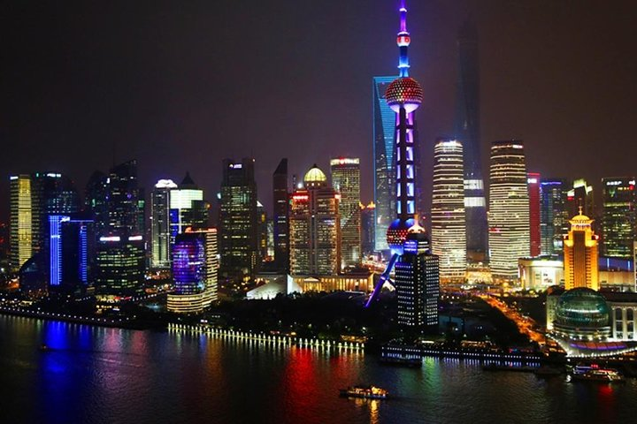Private Shanghai Night Tour : Shanghai Tower Observation Deck and Amazing Lights, Shanghai, CHINA