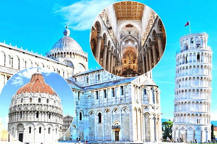 2.5-Hour Skip-the-Line Pisa and Leaning Tower Family Tour, Pisa, ITALIA