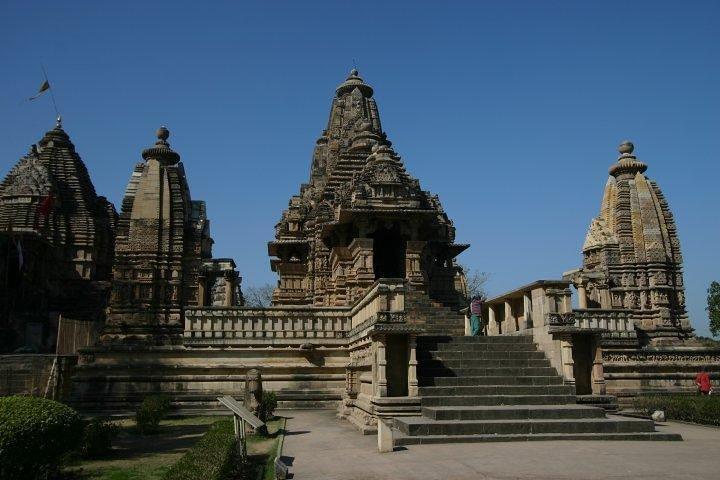 3-Day Private Tour to Khajuraho and Kamasutra Temples from Delhi by Train, Nueva Delhi, INDIA