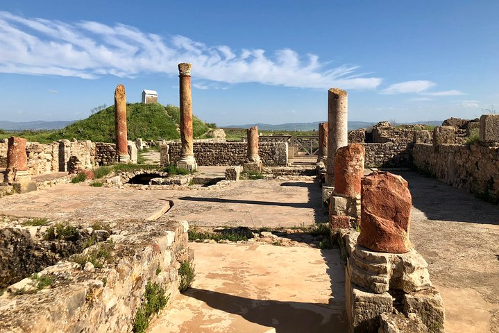 Dougga and Bulla Regia Small-Group Tour from Tunis w/ Lunch, Tunez, TUNEZ