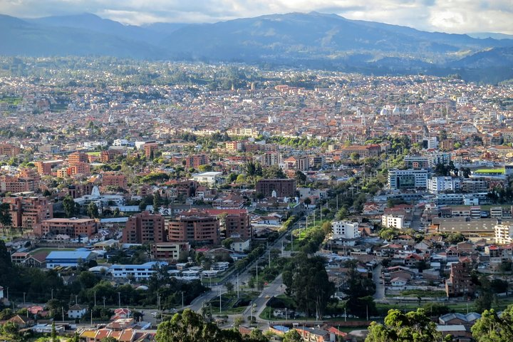 Private Cuenca Half-Day City Tour including Turi Viewpoint, Cuenca, ECUADOR