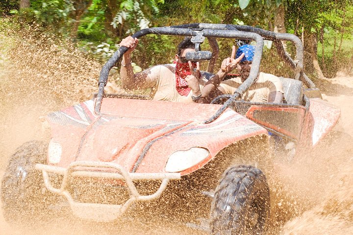Wild Buggy Eco Adventure from Punta Cana, ,