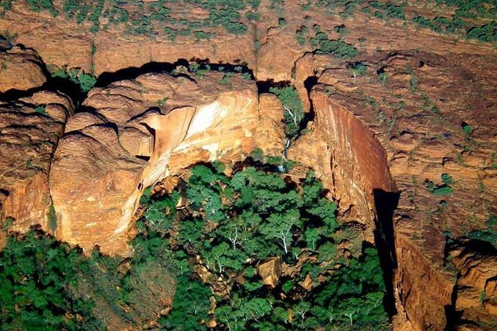Kings Canyon Helicopter Tour, Cañon de los Reyes, AUSTRALIA