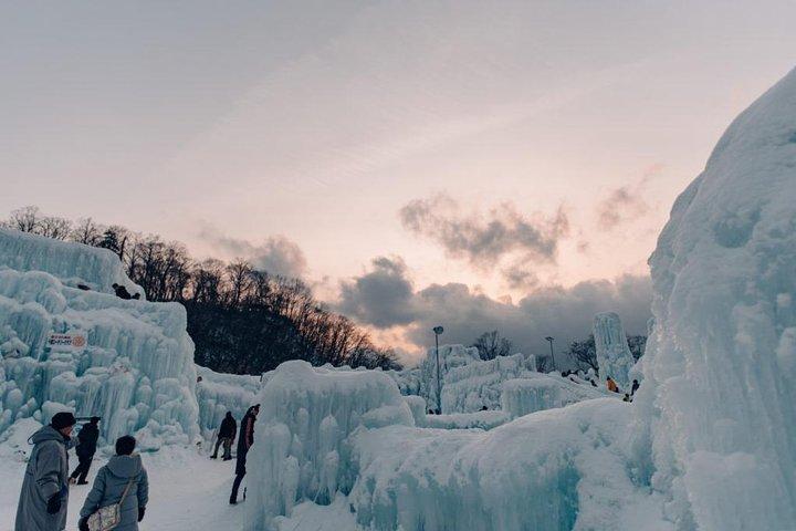 Explore Shikotsu Ice Festival (day tour), Sapporo, JAPÃO