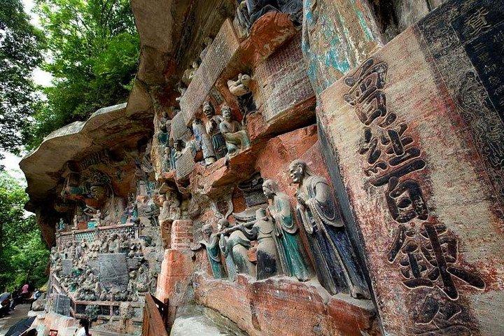 250 USD Per Group Dazu Rock Carvings Private Tour-Extention(Baoding+Beishan), Chongqing, CHINA