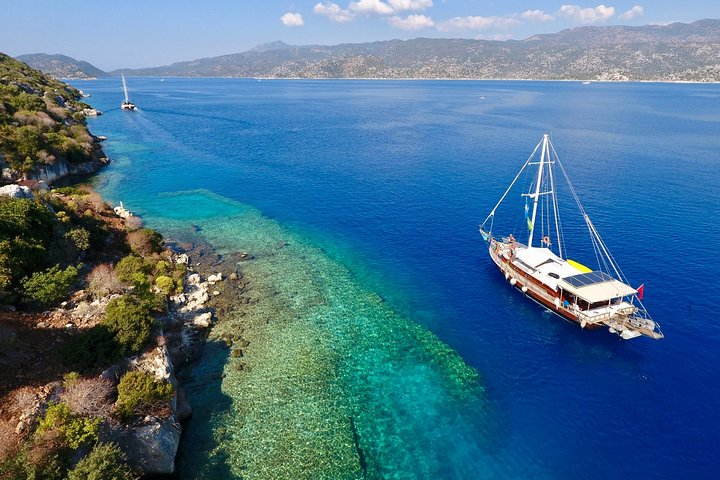 Private Boat Tour to Kekova Including BBQ Lunch from Kas, Kas, TURQUIA