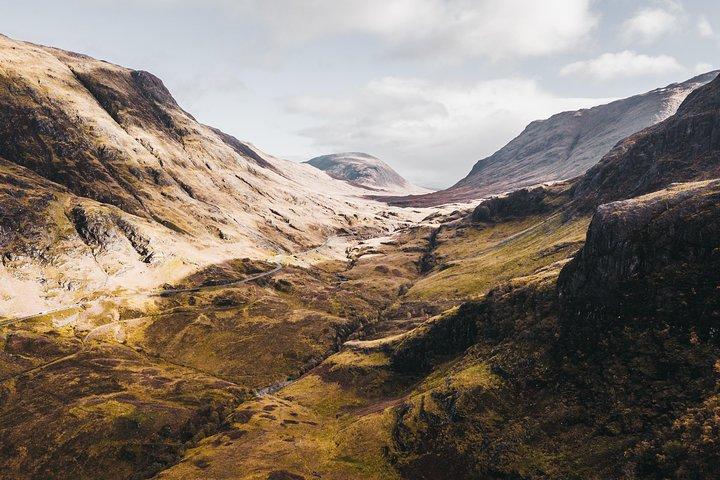 Glencoe, Ben Nevis and Loch Ness Day Tour from Edinburgh, Edimburgo, ESCOCIA