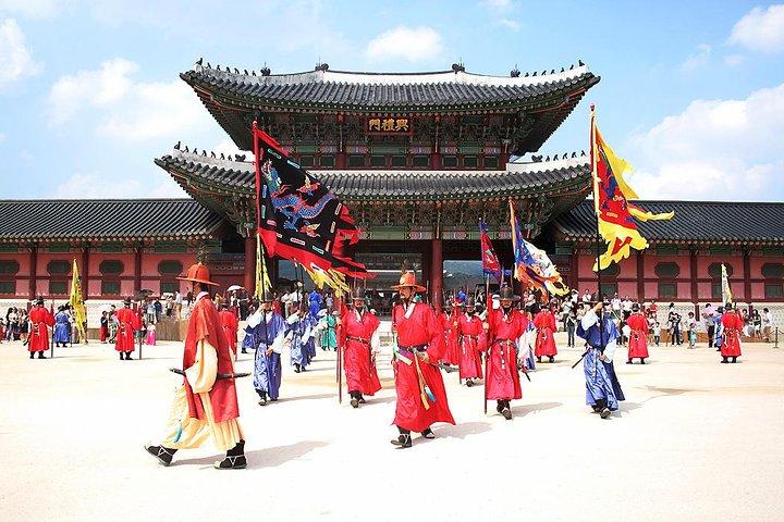 Incheon Shore Excursion on port day, Incheon, COREA DEL SUR