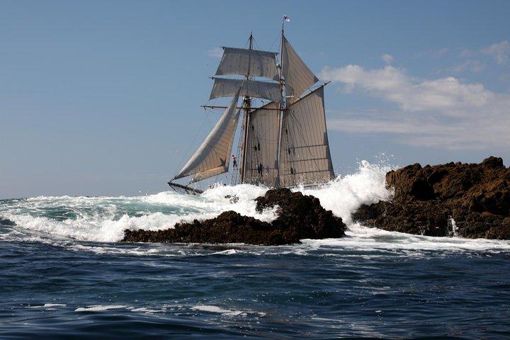 Bay of Islands Tall Ship Sailing on 'R. Tucker Thompson' Including BBQ Lunch, Bahia de Islas, NUEVA ZELANDIA