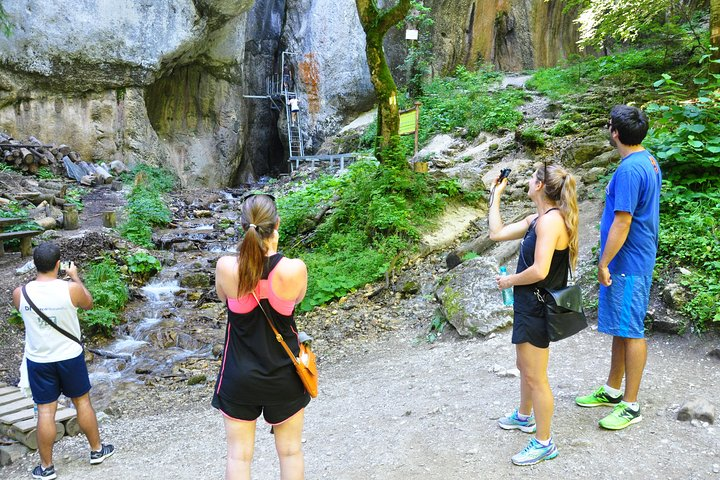 Small-Group Day Trip to the Epic 7 Ladders Canyon from Brasov, Brasov, RUMANIA