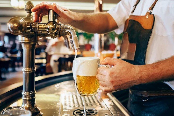 Cata de cerveza belga en Bruselas, Bruselas, BELGICA