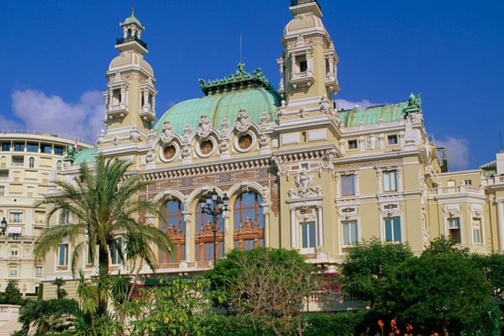 Eze Monaco and Monte-Carlo - Shared and Guided Half Day Tour, Niza, França