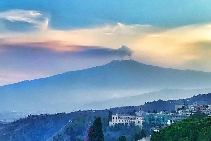 BETWEEN SKY and FIRE ETNA and TAORMINA, Siracusa, ITALIA
