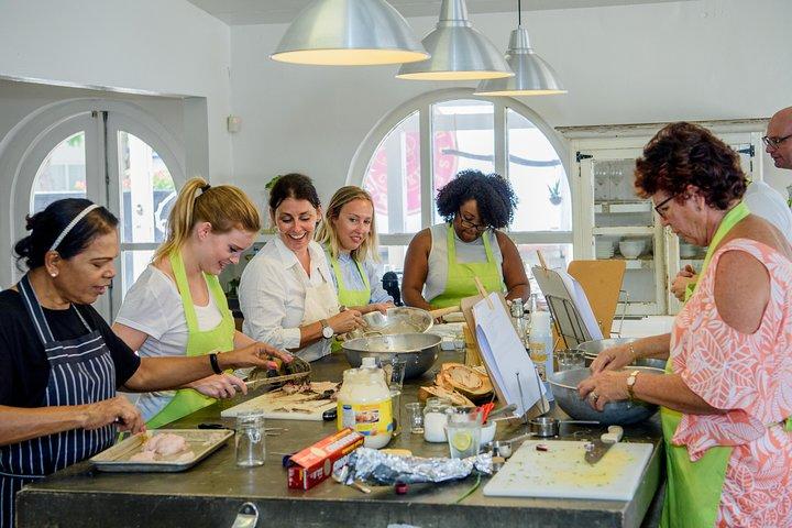 Curaçao Cooking Class, Curazao, BRASIL