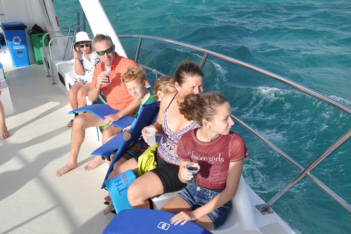 Half-Day Tour: Parasailing & Snorkeling Cruise from Punta Cana, ,