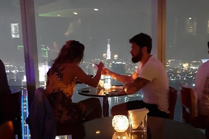 Saigon By Night Tour with Rooftop Bar and River Cruise, Ho Chi Minh, VIETNAME