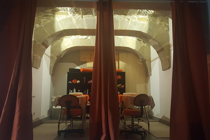 Masaje del Peregrino, Santiago de Compostela, ESPAÑA