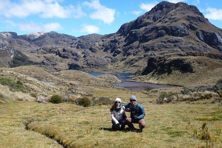 Cajas National Park+Turi viewpoint, Day Tour, Cuenca, ECUADOR