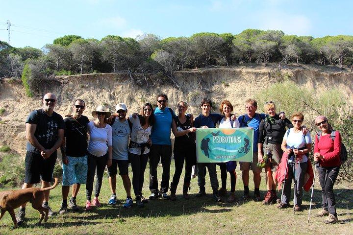 Hiking Costa de la luz Zahora Barbate, Cadiz, ESPAÑA