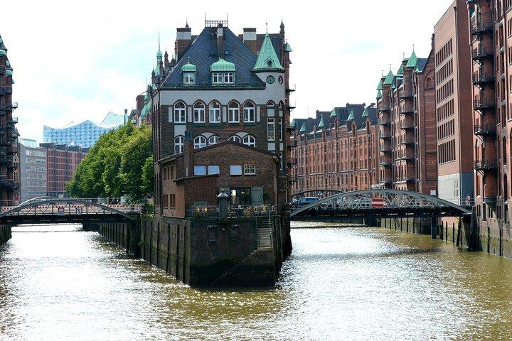 Hamburg Small Group Walking Tour, Hamburgo, ALEMANIA