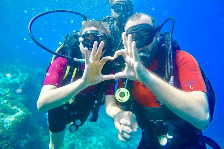 PADI OWDC Open Water Diver Course in Kas, Kas, TURQUIA