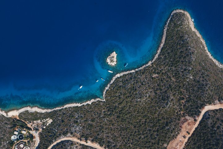 Scuba Diving in Kas for Certified Divers incl. All Equipments, Kas, TURQUIA