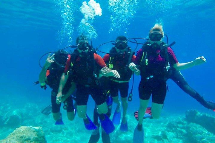 PADI Advanced Diver Course in Kas, Kas, TURQUIA