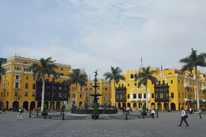 Highlights of Lima - Private Half Day Tour, Lima, PERU