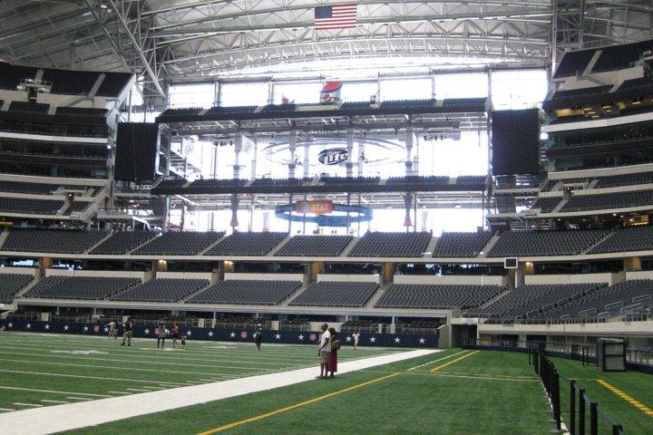Small-Group Dallas Cowboys Stadium Tour with Transportation, Dallas, TX, ESTADOS UNIDOS