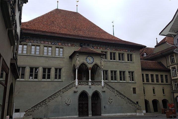 Bern Capital City Private Tour, Berna, SUIZA