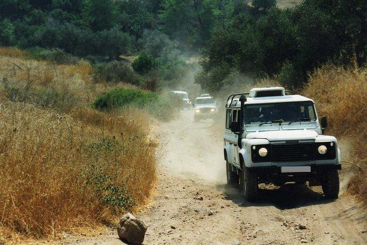 Grand Tour Full Day Jeep Safari from Larnaca, Larnaca, CHIPRE