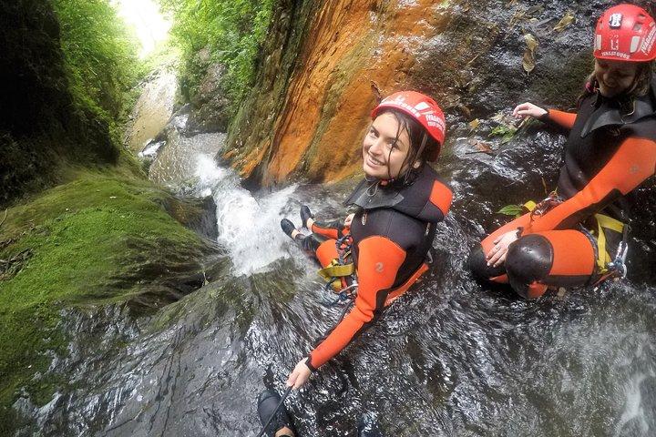 The Best Canyoning in Baños Ecuador, Baños, ECUADOR
