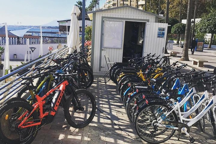Bike City Tour Marbella, Marbella, ESPAÑA