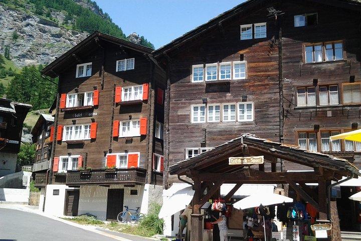 Zermatt Village plus Mt. Gornergrat Private Tour, Zermatt, SUIZA