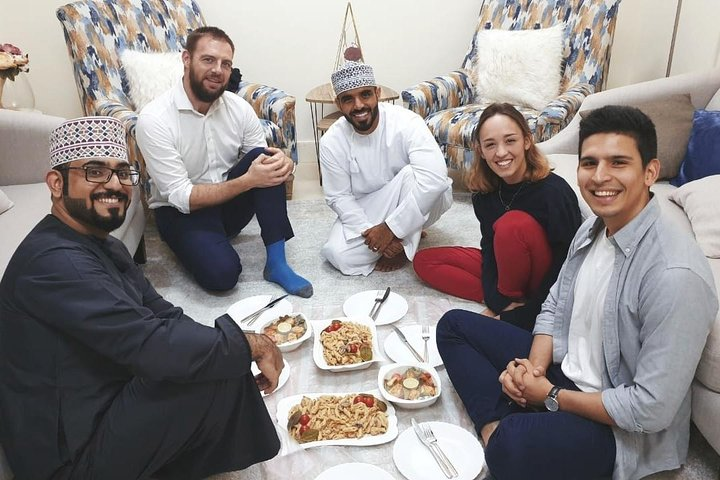 Authentic Omani Home Dining, Mascate, OMAN