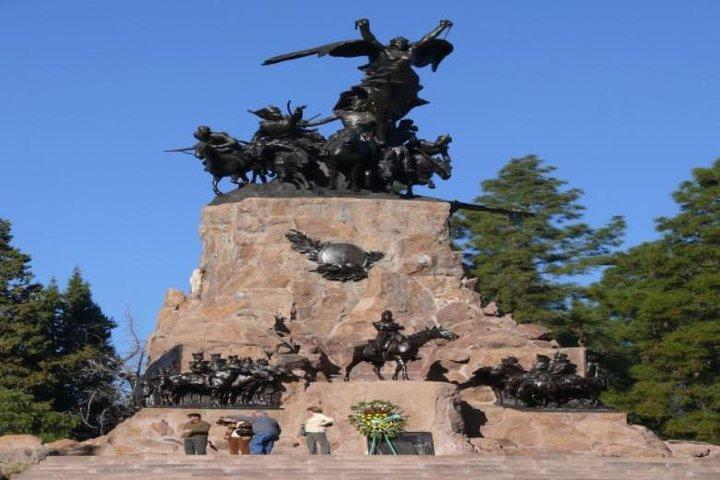 Half-day tourist excursion to the city of Mendoza, Mendoza, ARGENTINA