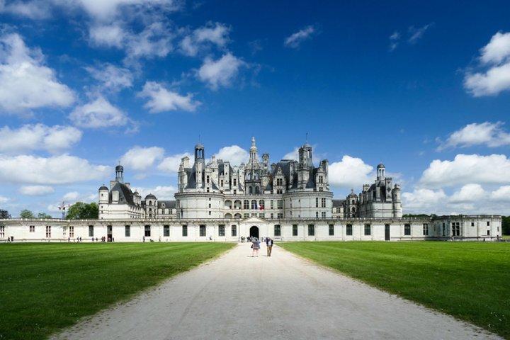 Excursión por los castillos del Valle del Loira desde París: Chambord, Chenonceau con almuerzo y vino, Paris, FRANCIA