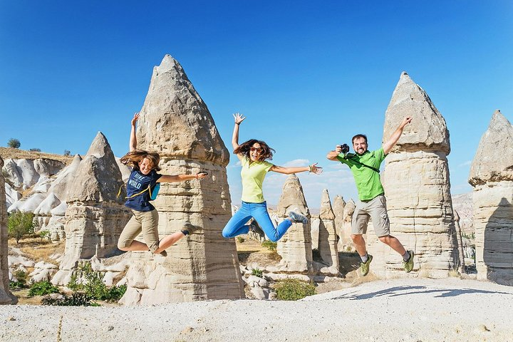 Cappadocia 2 Day Tour from Side, Side, TURQUIA