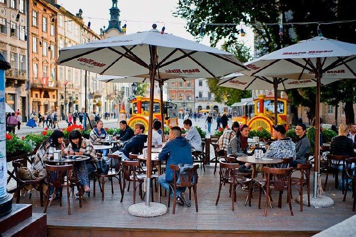 2-Day Small-Group Tour to Lviv from Kiev by Intercity Train, Kiev, Ucrânia