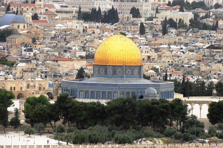 Jerusalem Christian Heritage Private Tour, ,